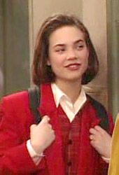Rebecca Herbst on boy meets world